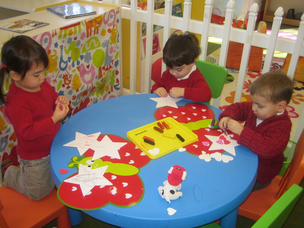 moving into associative play creative tots